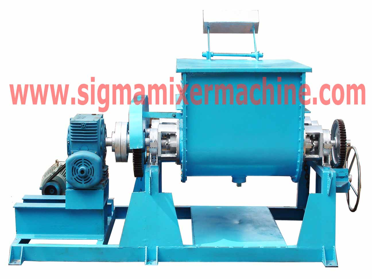 sigma mixer for Pigment paste